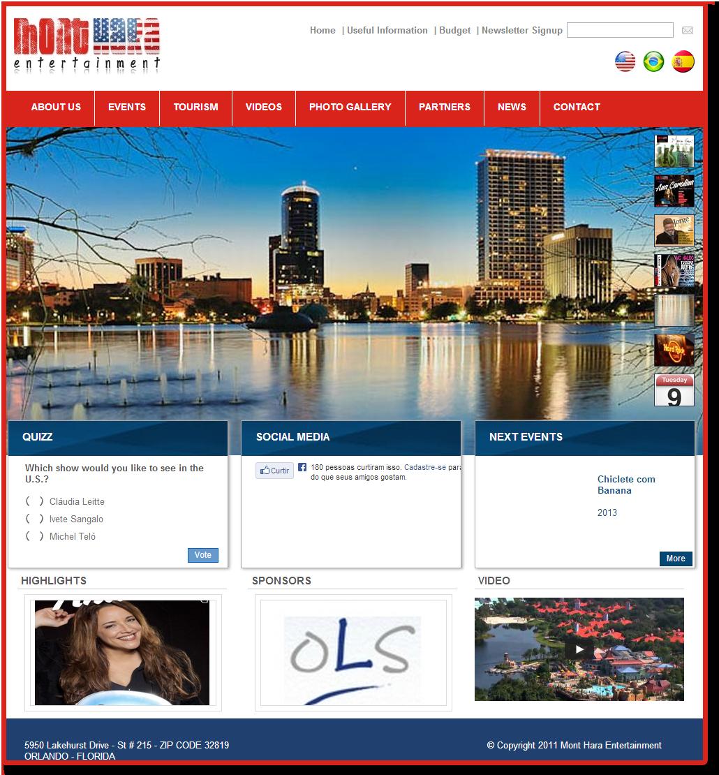 Mont Hara Entertainment (Orlando, EUA)