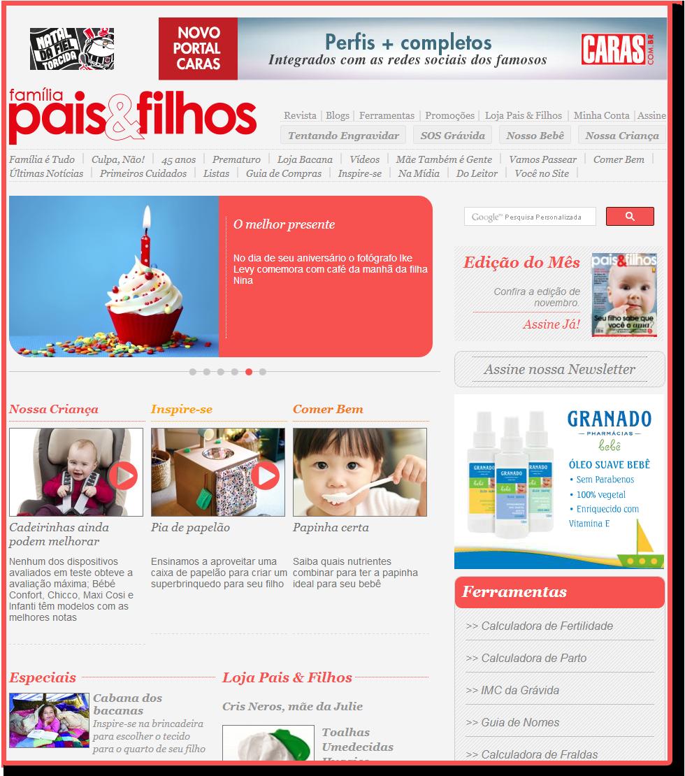 Revista Pais & Filhos