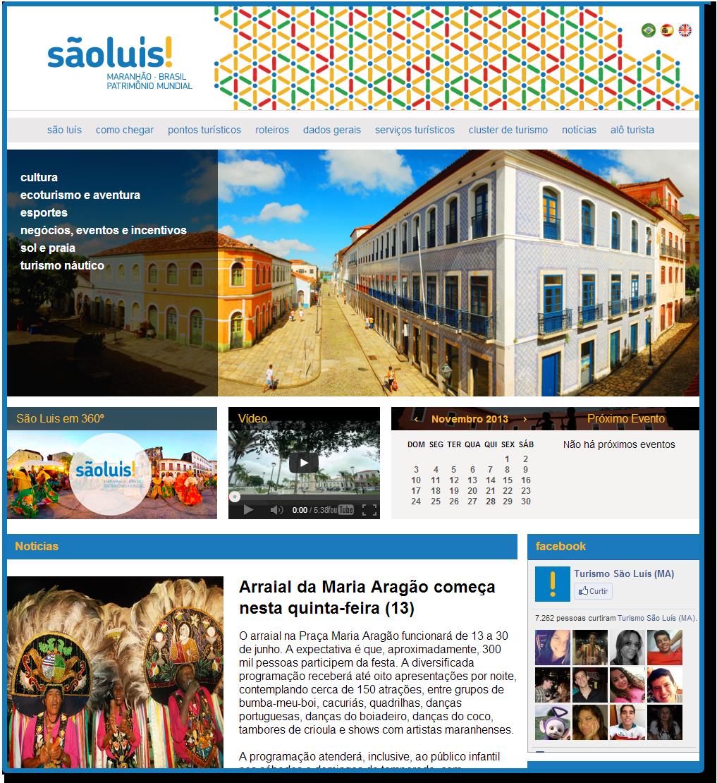 Turismo São Luis
