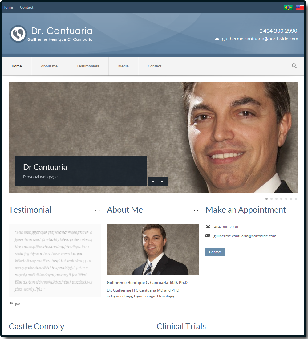 Dr. Cantuaria
