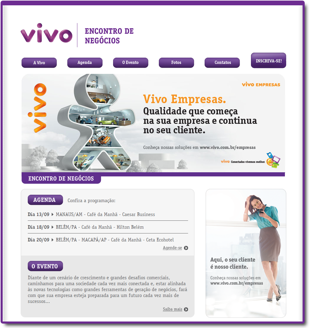 Encontro Vivo 2012